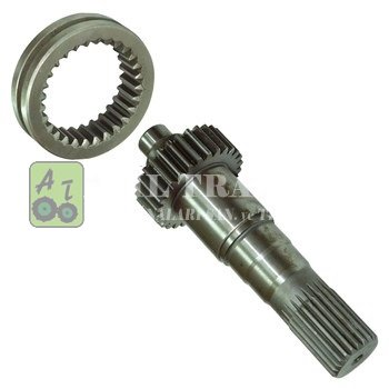 Connector, Gear Shift Lever PUERTA - Asil Tractor